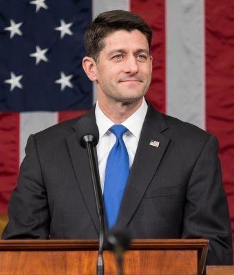 Paul Ryan Headshot