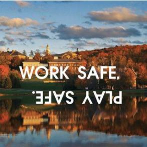 Work Safe. Play Safe.